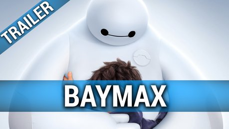 Baymax - Riesiges Robowabohu - Trailer Poster