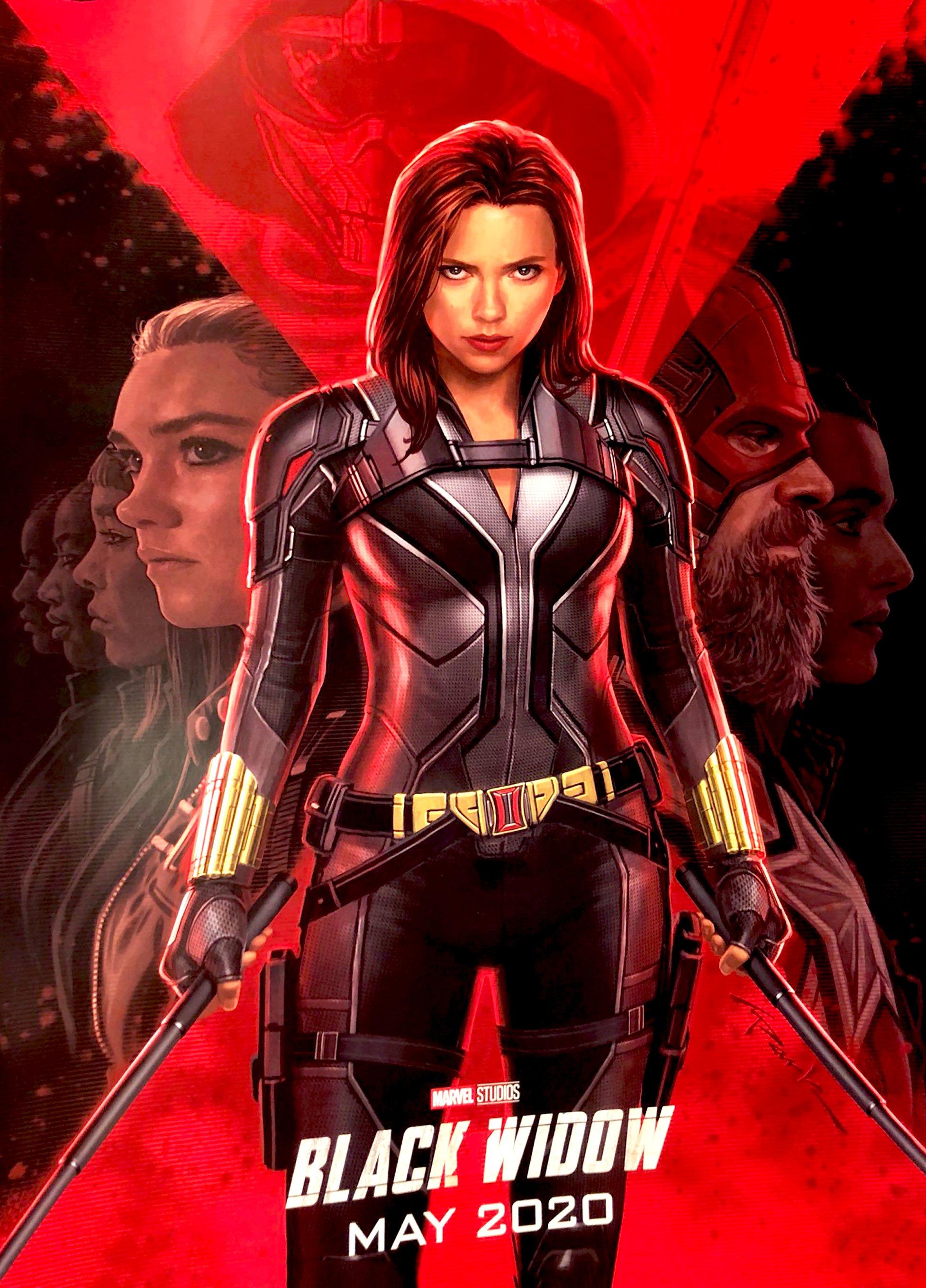 Marvel: Trailer zu Black Widow mit Scarlett Johansson stellt neuen ...