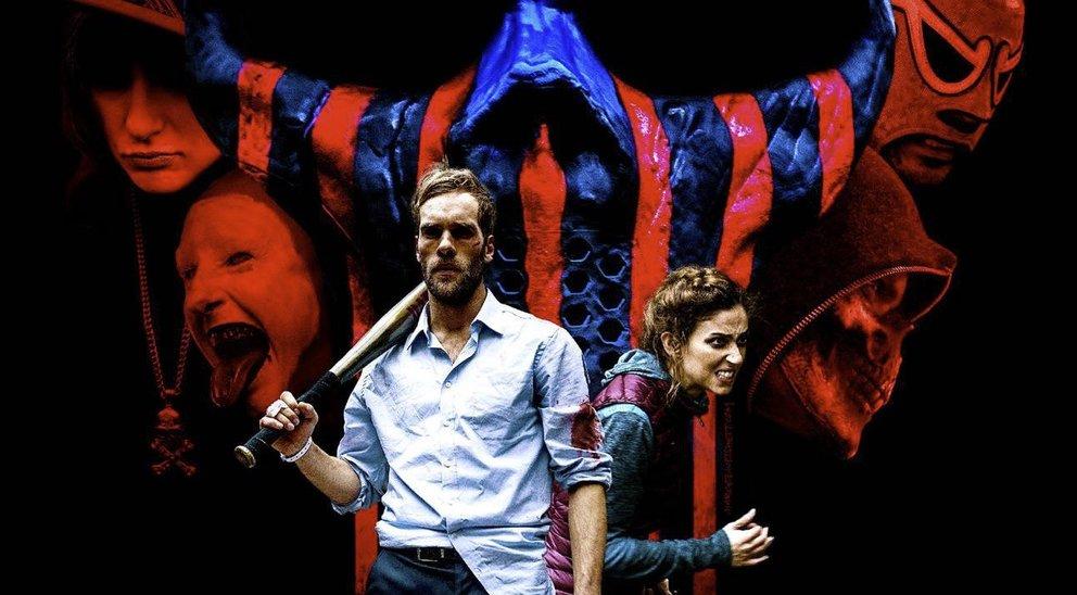 Immigartion Game Deutschland The Purge Running Man Film DVD Blu-ray