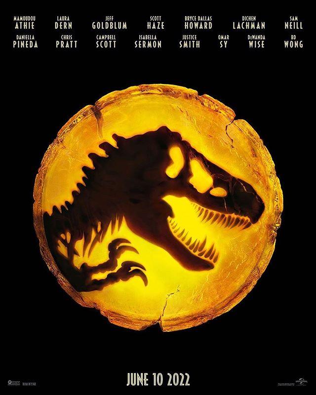 Jurassic World 3 Dominion Film 2022 Trailer Kritik Kino De
