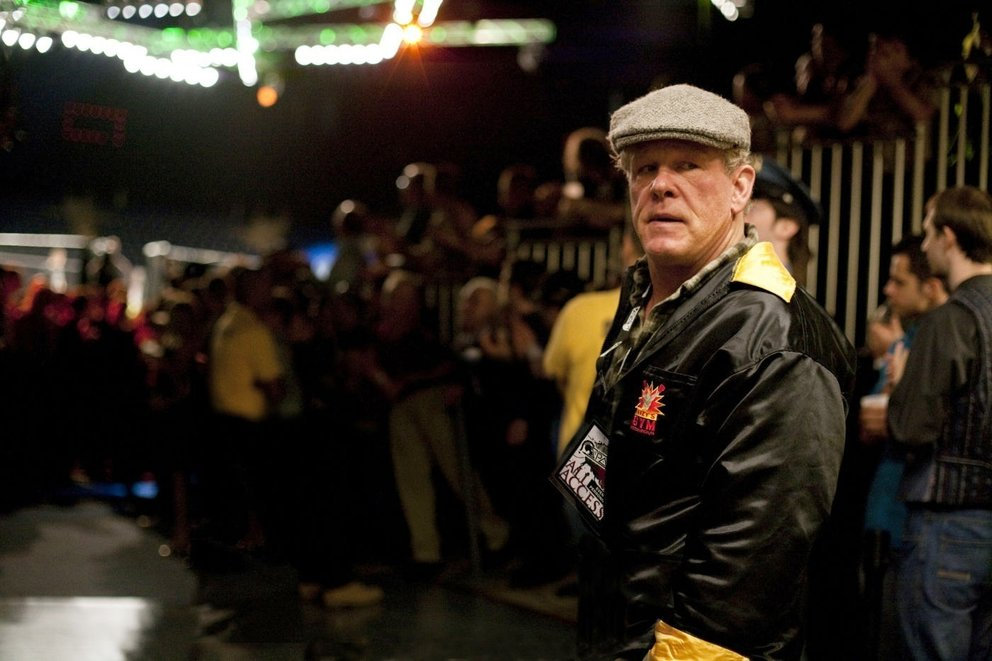 Nick Nolte Warrior Honig im Kopf Honey in the Head