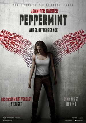 Peppermint: Angel of Vengeance Poster