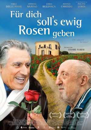 Für dich soll's ewig Rosen geben Poster