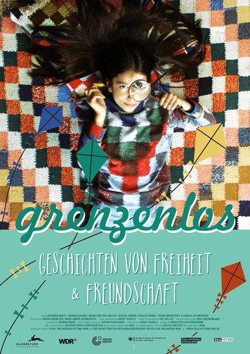 grenzenlos - Geschichten von Freiheit & Freundschaft Poster