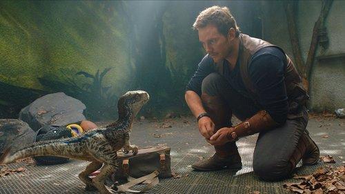 Jurassic World Das Gefallene Königreich Film 2018