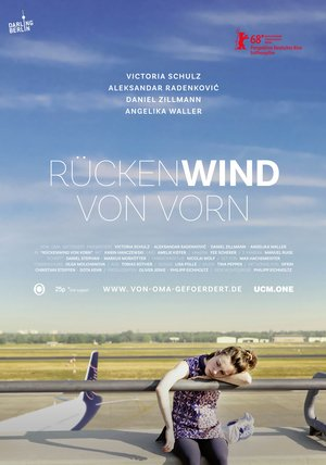 Rückenwind von vorn Poster
