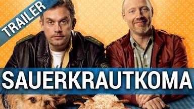 Sauerkrautkoma Trailer