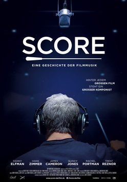 Score - Eine Geschichte der Filmmusik Poster