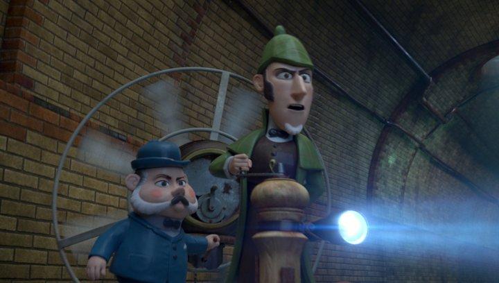 Sherlock Gnomes - Trailer Poster