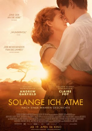 Solange ich atme Poster