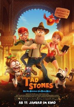 Tad Stones und das Geheimnis von König Midas Poster