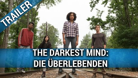 The Darkest Minds - Die Überlebenden - Trailer Deutsch Poster