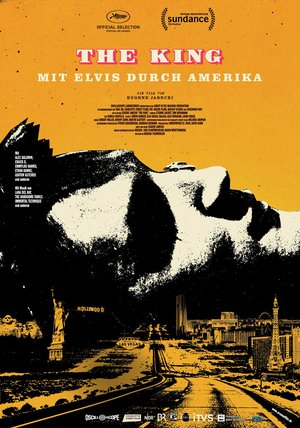 The King - Mit Elvis durch Amerika Poster