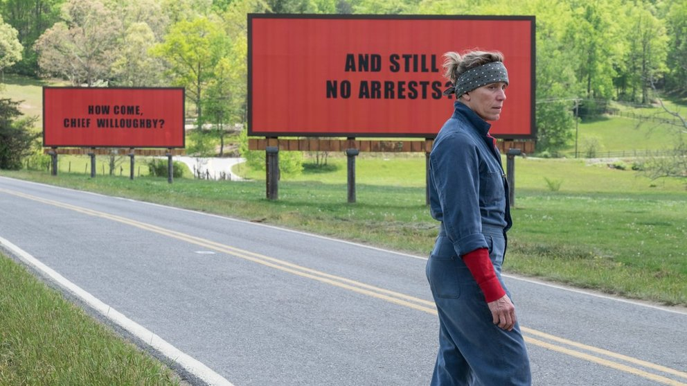 oscars 2018 three billboards
