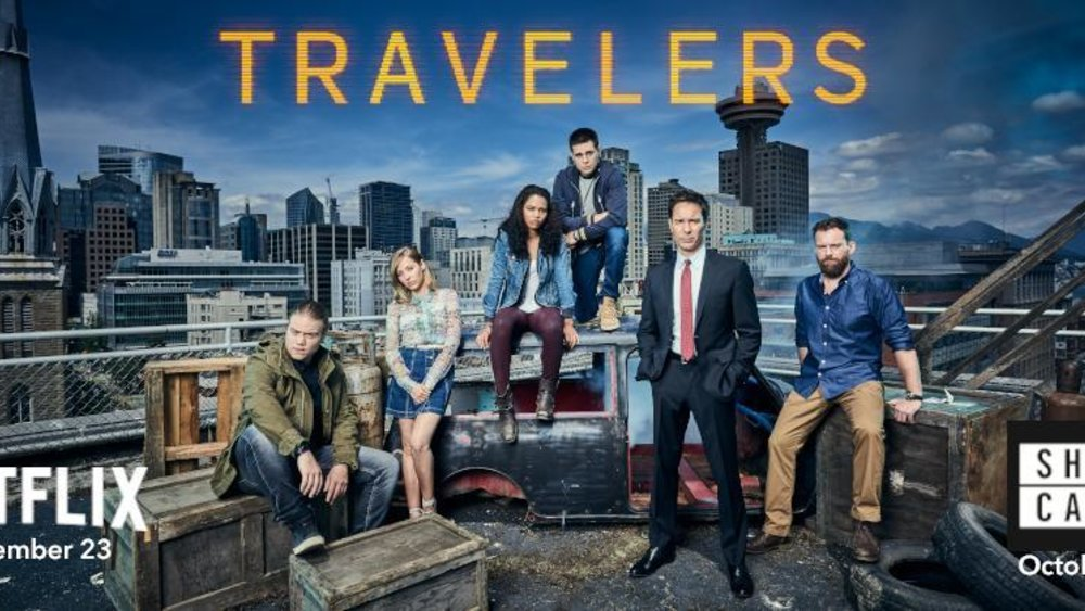 Travellers Staffel 3