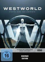 Westworld - Staffel eins: Das Labyrinth Poster