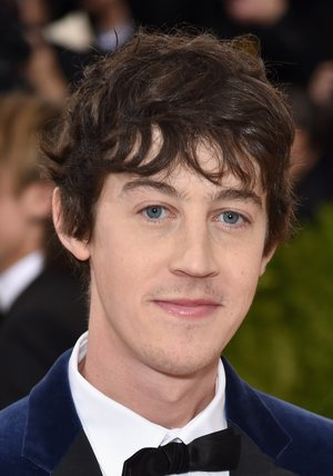 Alex Sharp Poster