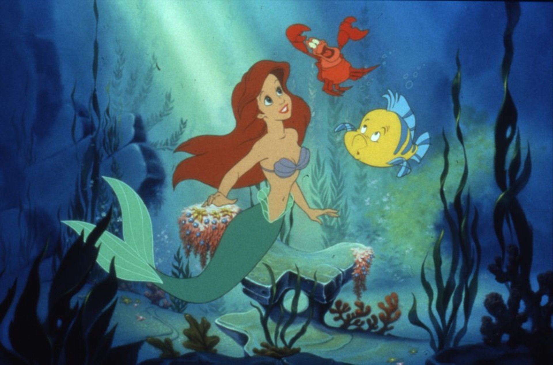 Ariel Die Meerjungfrau