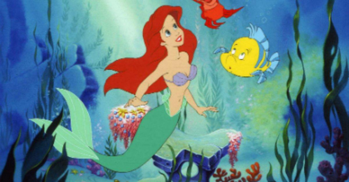 9 Dinge Die Lediglich Erwachsene In Arielle Die Meerjungfrau