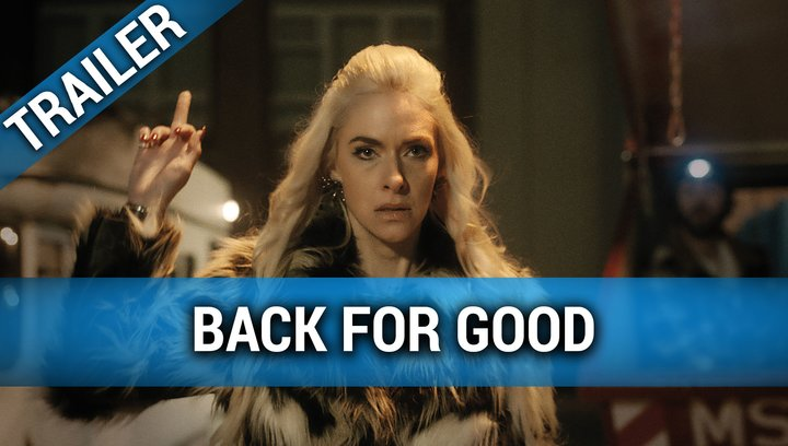 Back for Good - Trailer Deutsch Poster
