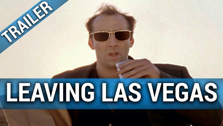 Leaving Las Vegas - Trailer - englisch Poster