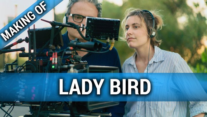Lady Bird - Making Of (Mini) Poster