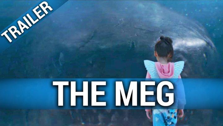 The Meg – Trailer Deutsch Poster