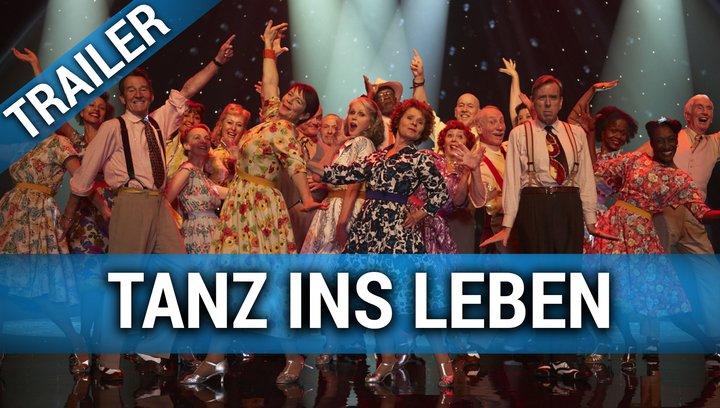 Tanz ins Leben - Trailer Deutsch Poster