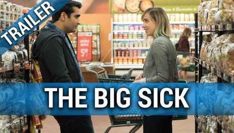 The Big Sick - Trailer Poster