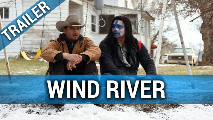 Wind River - Trailer Poster