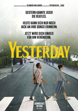 Yesterday Film (2019) · Trailer · Kritik ·