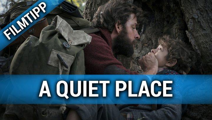 A quiet place - Filmtipp Poster