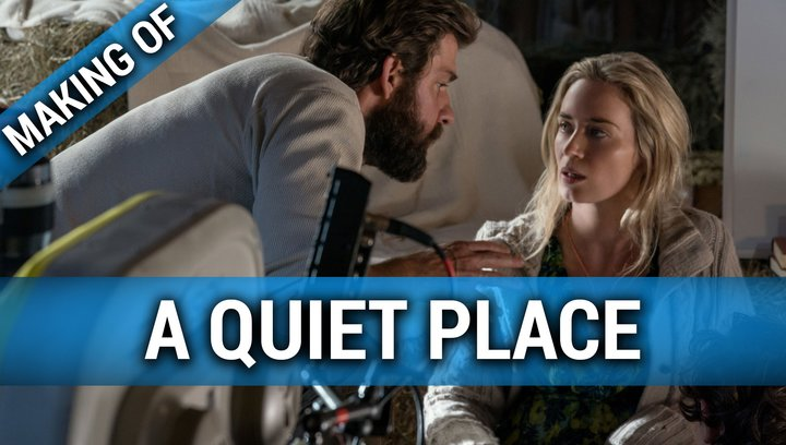 A quiet place - Making Of (Mini) Poster