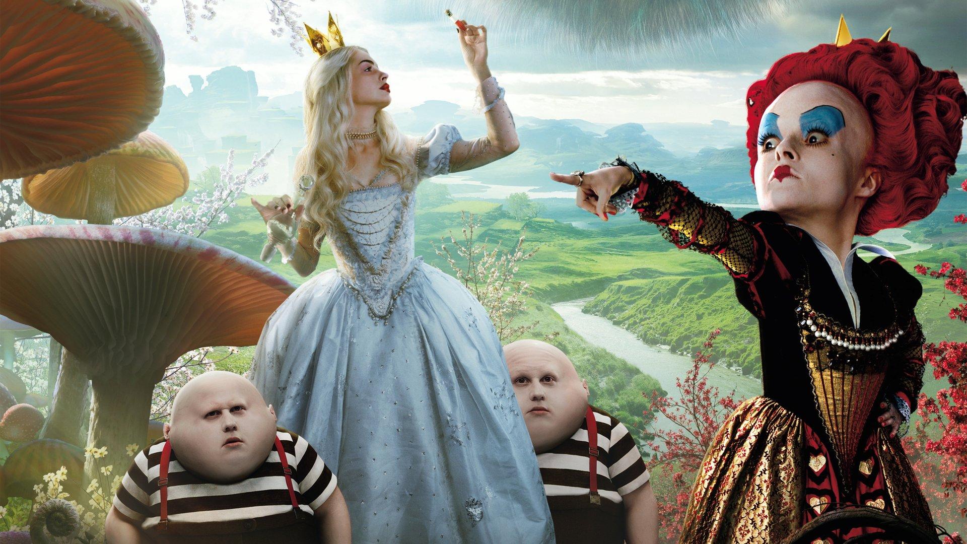 Fakten Und Hintergründe Zum Film Alice Im Wunderland Kino De