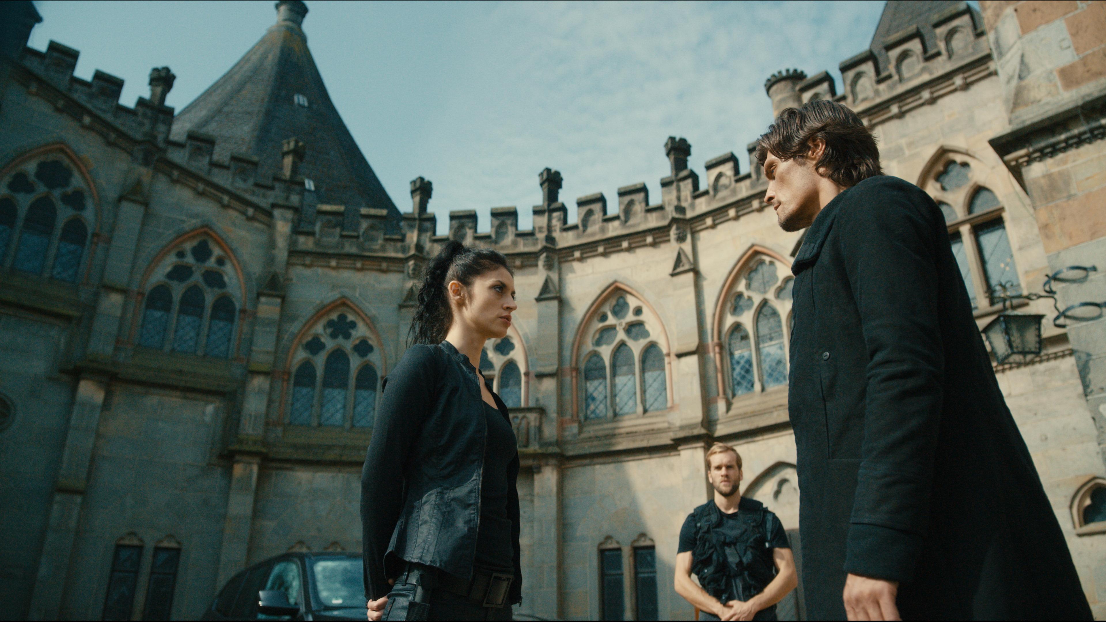 Allein Gegen Die Zeit Der Film Film 2016 Trailer Kritik