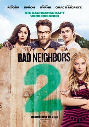Bad Neighbors 2 Poster