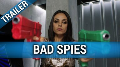 Bad Spies Trailer