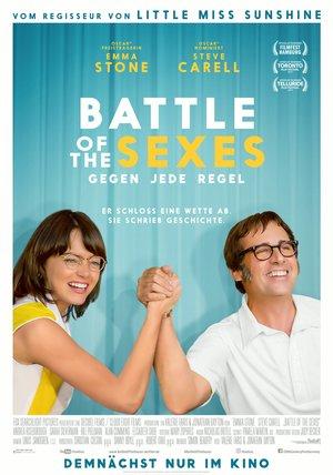 Battle of the Sexes - Gegen jede Regel Poster
