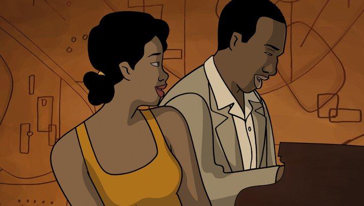 Chico & Rita - Trailer Poster