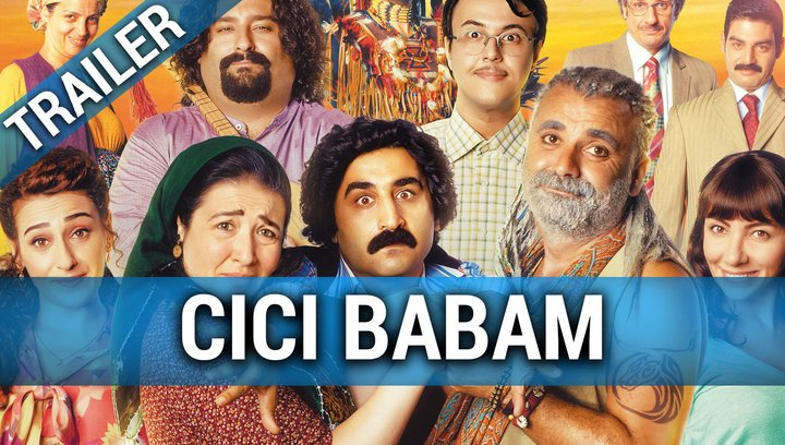 Cici Babam - Trailer Deutsch Poster