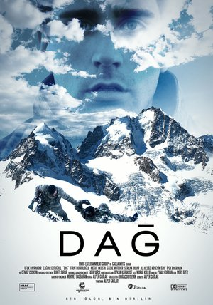 Dag - The Mountain Poster