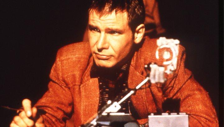 Der Blade Runner - OV-Trailer Poster