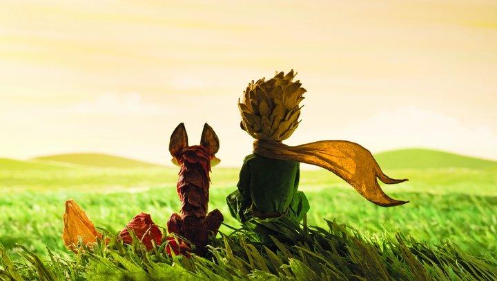 Der kleine Prinz - Trailer Poster