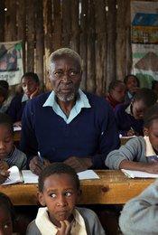 Der älteste Schüler der Welt