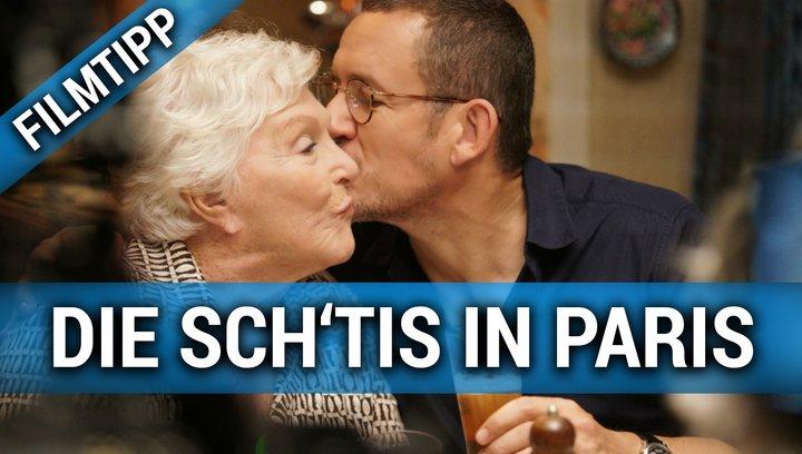 Die Sch'tis in Paris - Filmtipp Poster