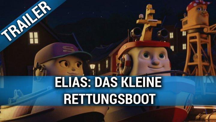 Elias: Das kleine Rettungsboot - Trailer Deutsch Poster