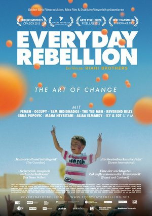 Everyday Rebellion Poster