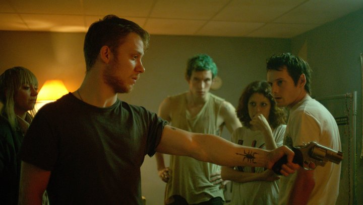 Green Room - Trailer Poster