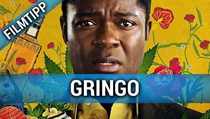 Gringo - Filmtipp Poster