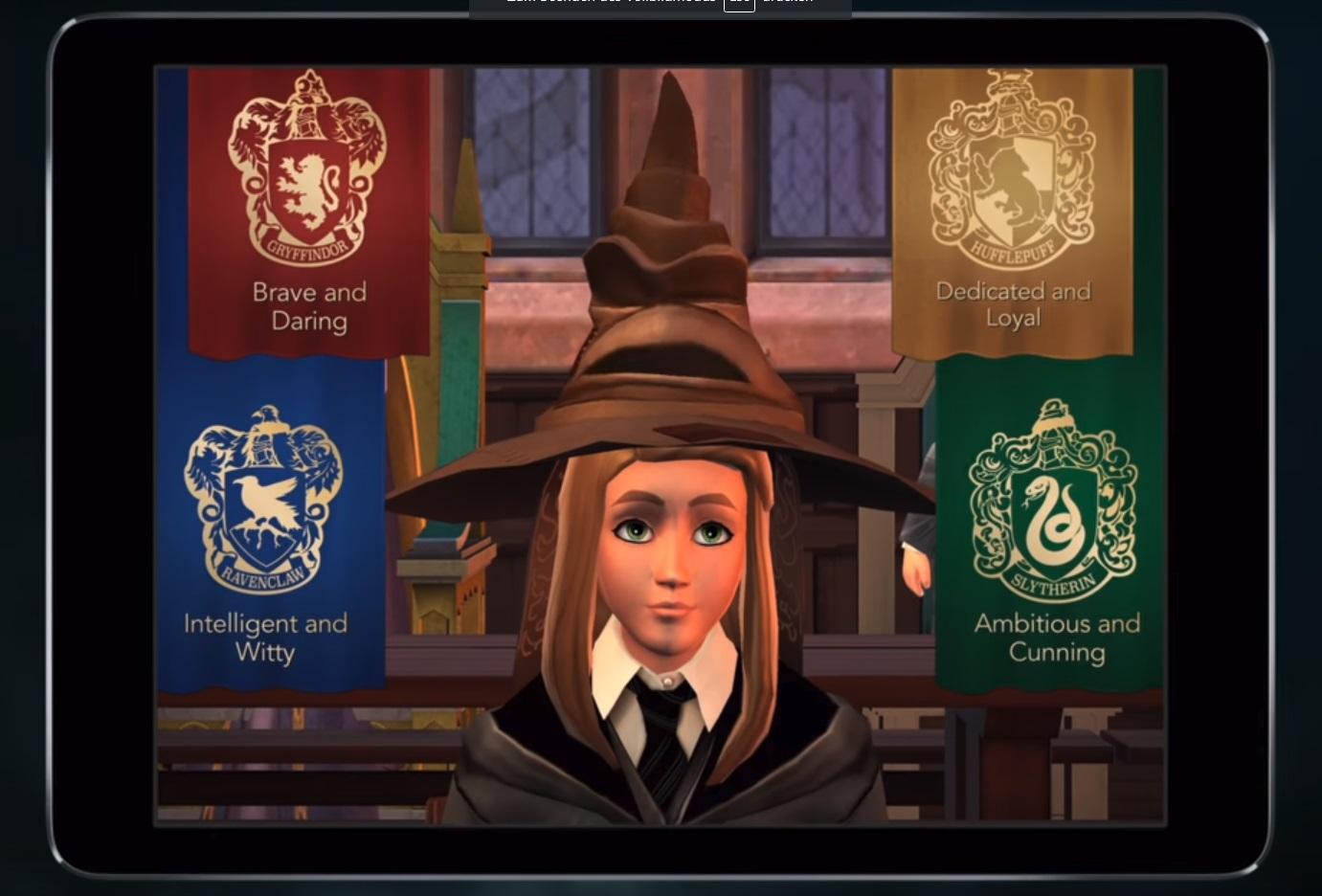 Harry Potter Hogwarts Mystery Welches Haus Solltet Ihr Wahlen Kino De